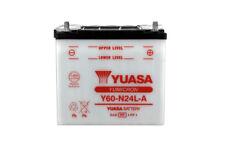Batería Bmw R 65 1986-1989 Yuasa  Y60-N24L-A