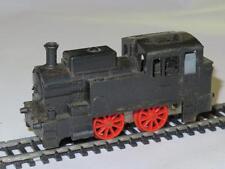 OO GAUGE MODEL RAILWAY Tri-ang Clockwork Steam Shunter (No Key)