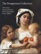 SOTHEBY'S 19C Art Bouguereau Collection Carrier-Belleuse Vibert Catalog 1998