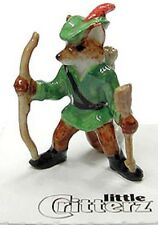 "little Critterz LC646 -  Fox  ""Robin Hood"" (Buy 5 get 6th free! Retiring Soon!"
