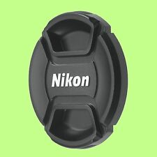 Genuine Nikon LC-77 Snap-On Front Lens Cap 77mm