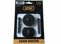 AFAM Motorcyle Chain Riveter 520 525 530 Triumph 865 Thruxton 07-14