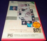 STAND AND DELIVER VHS PAL WARNER LOU DIAMOND PHILLIPS