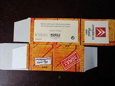 BOITE VIDE NOREV  CITROEN C3 PLURIEL 2003 EMPTY BOX CAJA VACCIA