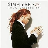 Simply Red : 25 - The Greatest Hits [deluxe Edition 2cd + Dvd] CD (2008)