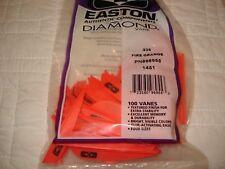 Diamond Vanes Fire Orange 100 count #8044