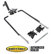 Smittybilt 14,000 lb. Adjustable Height Weight Distributing Hitch System 87550