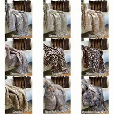 Animal Print Afghans & Throws