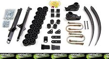 "2004-2012 Chevrolet Colorado GMC Canyon 3-1/2"" Zone Offroad Combo Lift Kit C1355"