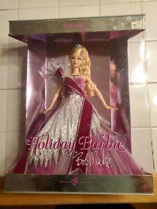 Bob Mackie Holiday 2005 Barbie Doll