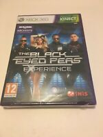 🤩 xbox 360 neuf blister  officiel pal fr the black eyed peas experience kinect