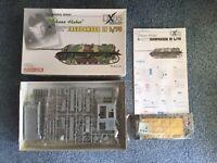 Dragon 1:35 JAGDPANZER IV L/70 of JOHANN HUBER Tank Destroyer Model Kit #9061
