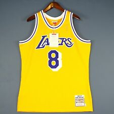 100% Authentic Kobe Bryant Mitchell Ness Lakers Jersey Mens Size 44 L Large