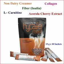 10 x NEW !! HYCAFE ROAST ARABICA INSTANT COFFEE SLIMMING HEALTH WEIGHT LOSS ZERO