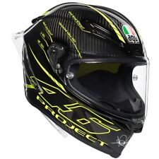AGV Pista GP R Motorcycle Helmet Project 46 Valentino Rossi 3.0 Replica Small