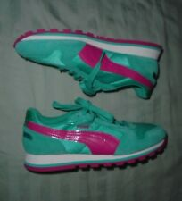 BRAND NEW PUMA MULTI-COLOR SNEAKERS SHOES SIZE 7.5 M