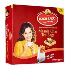 Wagh Bakri Masala Tea Bags 100