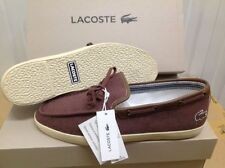 Lacoste Moccasins 100% Leather Shoes for Men