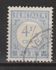 P50 Port nr 50 used NVPH Nederland Netherlands due portzegel