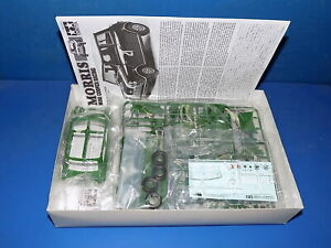 Tamiya 1/24 241360 - Morris Mini Cooper Racing- Car Model Kit (NO Box Lid)