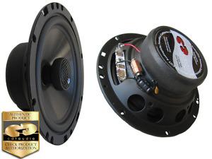 NIB CDT AUDIO HD-6EX.2 2-WAY 6.5 HIGH DEF CAR AUDIO COAXIAL SPEAKERS FREE GIFT!!