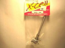 X cell MA 120-26 Clutch Driver w/ Start Shaft/Driver Pins/Delrin Ball NIP