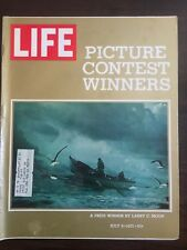 LIFE Magazine July 9, 1971: Picture Contest Winners