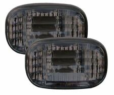 TOYOTA MR2 Mk2 91-99 Mk3 99-07 CRYSTAL BLACK SIDE LIGHT REPEATER INDICATORS