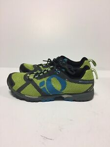 pearl izumi womens running shoes Size 10.5 Trail Race Train Multicolor Athletics
