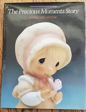 The Precious Moments Story Collectors Edition Hard Cover First Edition 1986