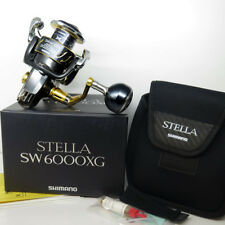 Shimano Stella SW6000XG SPINNING REEL 6000 XG FedEx Priority 2DAY per USA