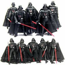 Ten Star Wars 2005 Darth Vader Revenge Of The Sith Action Figure Toys gifts S345