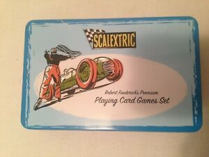 Scalextric - Robert Frederick's Premium Playing Card Games Set (d3)
