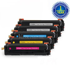 5P CF500A 202A Toner Cartridge for HP LaserJet Pro MFP M281cdw M281fdn With Chip