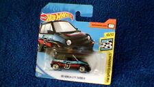 Hot Wheels - UK Card - #190 '85 Honda City Turbo II - Black, Blue & Red