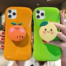 Summer Fruit Cute Phone Case Soft Cover For iPhone 11 Pro X XR XS Max 8 7 Plus
