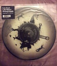 "KATE BUSH - LAKE TAHOE / AMONG ANGELS. 10"" PICTURE DISC. ULTRA RARE. NEW. SALE!"