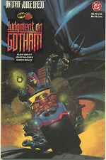 Batman/ Judge Dredd: Judgment on Gotham (NM/MT First Print)