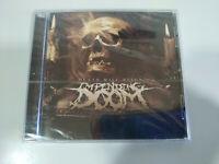 Impending Doom Death Will Reign 2013 German Edition CD Nuevo
