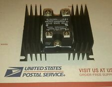 OMEGA ENGINEERING SSR240DC10 SOLID STATE RELAY WITH HEAT SINK NEW $49
