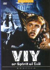 Viy Or Spirit Of Evil (DVD NTSC)[English Subtitles]