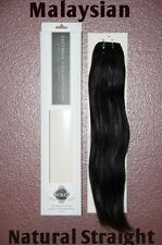 "2 packs 26"" TRUE VIRGIN Remy Human Hair Extensions Malaysian Natural Straight"