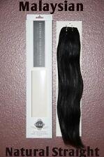 "2 packs 26"" TRUE VIRGIN Remy Human Hair Extensions Malaysian Natural Straight"