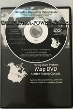 2007 2008 2009 2010 Cadillac Escalade Outlook Vue Navigation DVD Map 14.3 Update