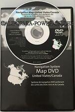 2015 Update 2007 2008 2009 2010 Cadillac Escalade / EXT / ESV Navigation DVD Map