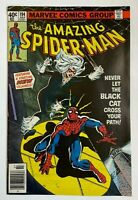 Amazing Spider-Man #194 - 1st App Black Cat Felicia Hardy Marvel Newsstand