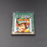 Donkey Kong Country Nintendo Game Boy Color Cleaned & Tested