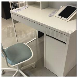 "IKEA MICKE Desk, white, 41 3/8x19 5/8 "" BRAND NEW- 802.130.74"