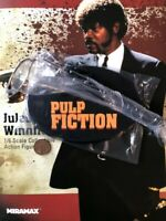STAR ACE Jules Winnfield Pulp Fiction Sandal Feet /& Pegs loose 1//6th scale