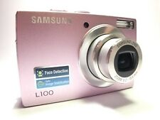 Samsung L Séries L100 8.2mp appareil photo numérique - Rose